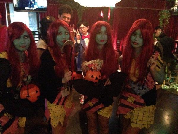 2015大阪ハロウィン仮装7