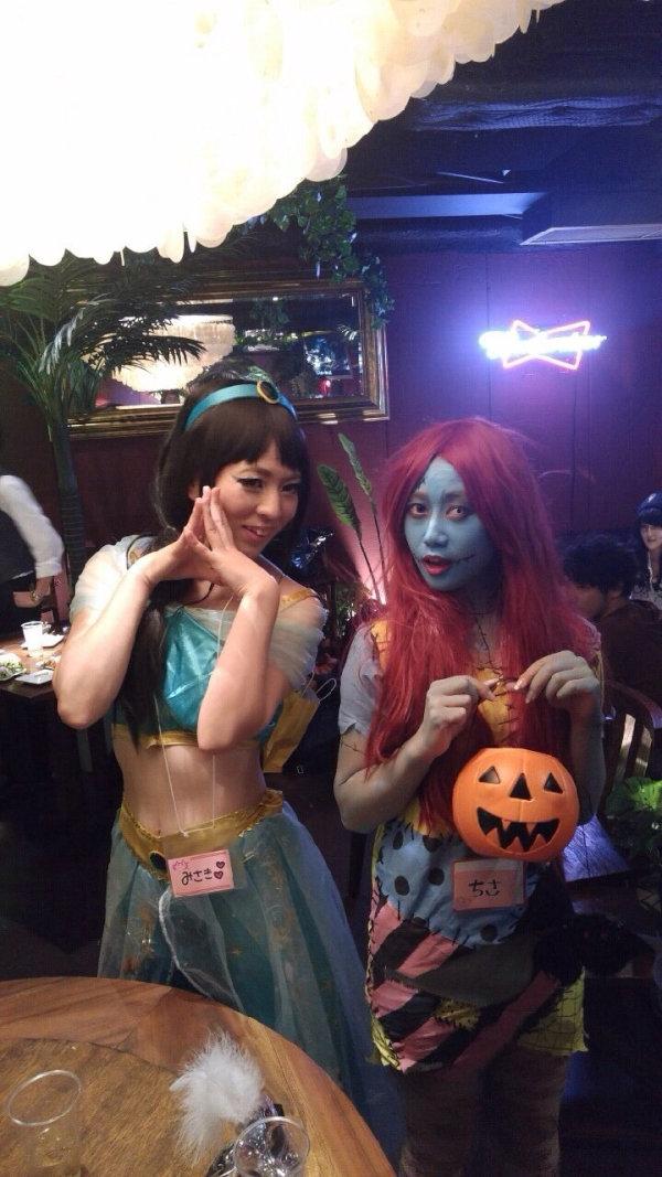 2015大阪ハロウィン仮装4