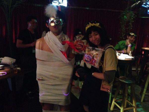 2015大阪ハロウィン仮装5