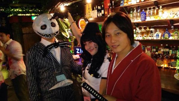 2015大阪ハロウィン交流2