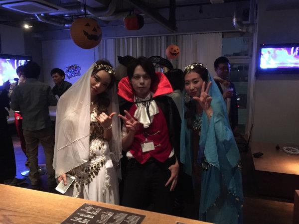 2015福岡ハロウィン仮装4
