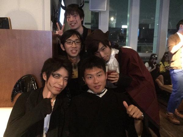 2015福岡ハロウィン開催風景4