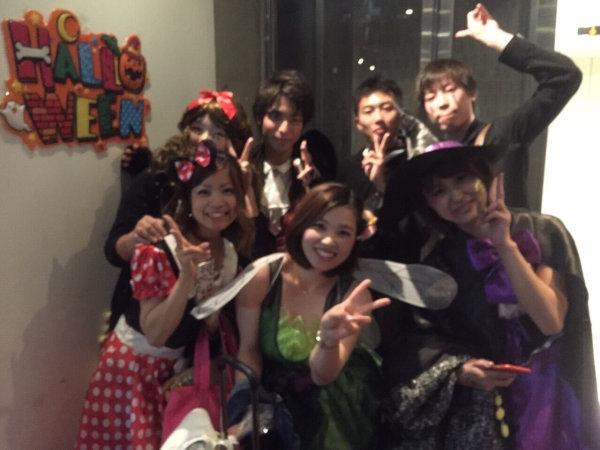 2015福岡ハロウィン開催風景2
