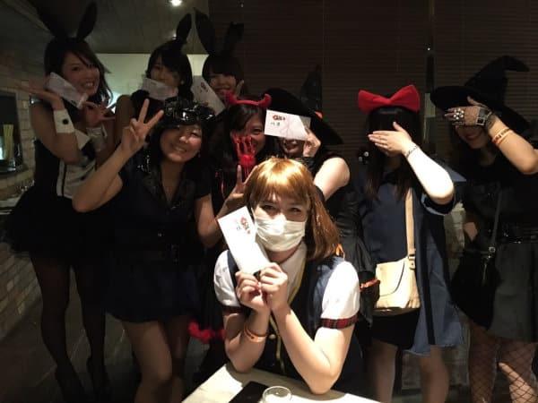 2015広島ハロウィン受賞者1