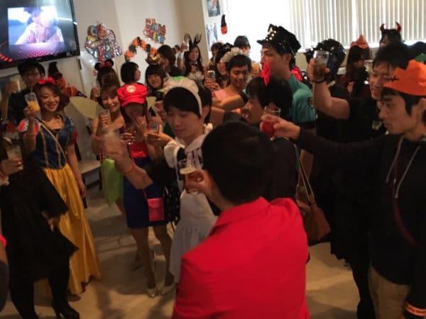 2015広島ハロウィン交流4