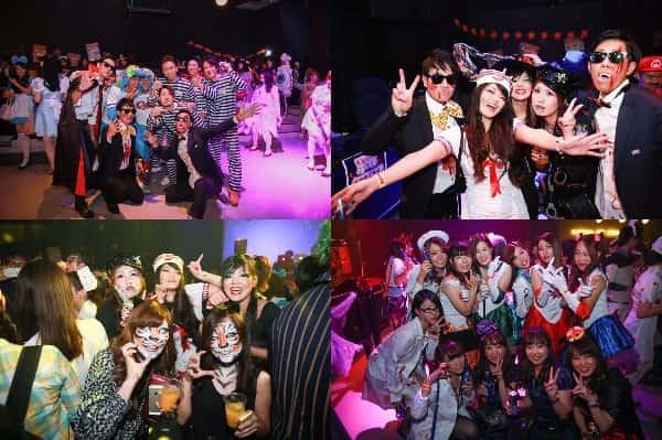 2015岡山ハロウィン開催風景1