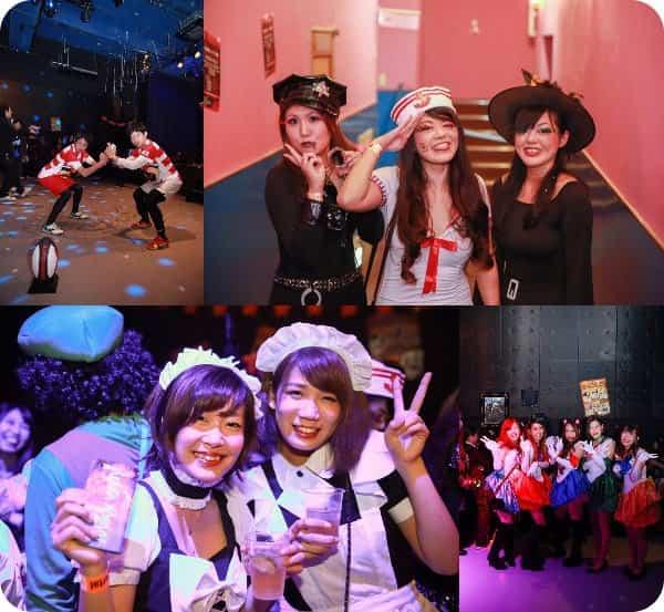 2015岡山ハロウィン仮装4