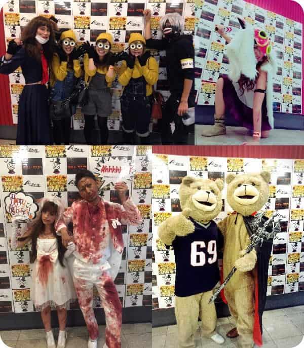 2015岡山ハロウィン仮装5