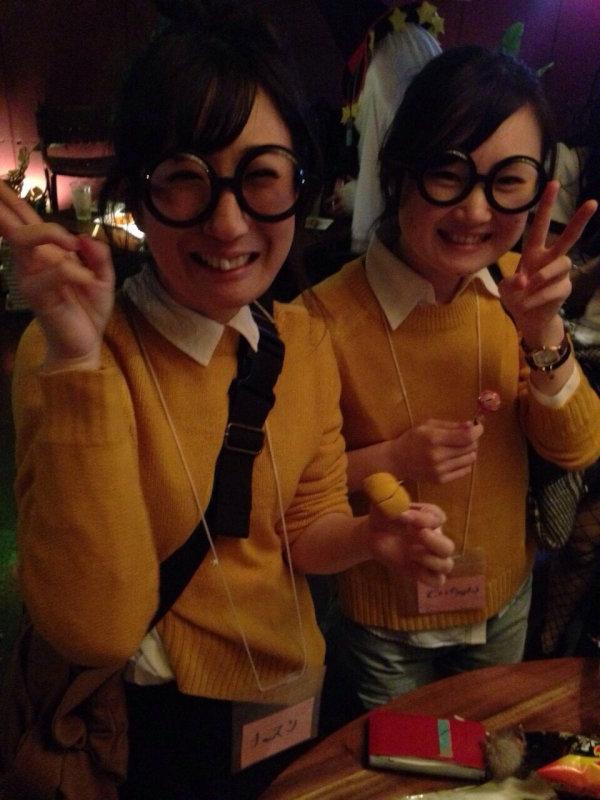 2015大阪ハロウィン仮装1