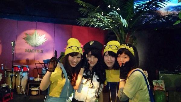 2015大阪ハロウィン仮装2