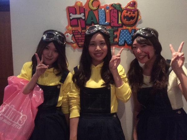 2015福岡ハロウィン仮装2