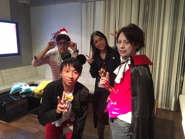 2015福岡ハロウィン開催風景6