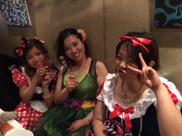2015福岡ハロウィン仮装3
