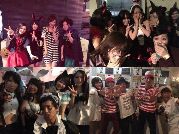2015広島ハロウィン開催風景2