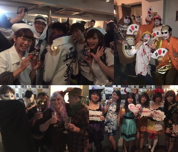 2015広島ハロウィン開催風景3
