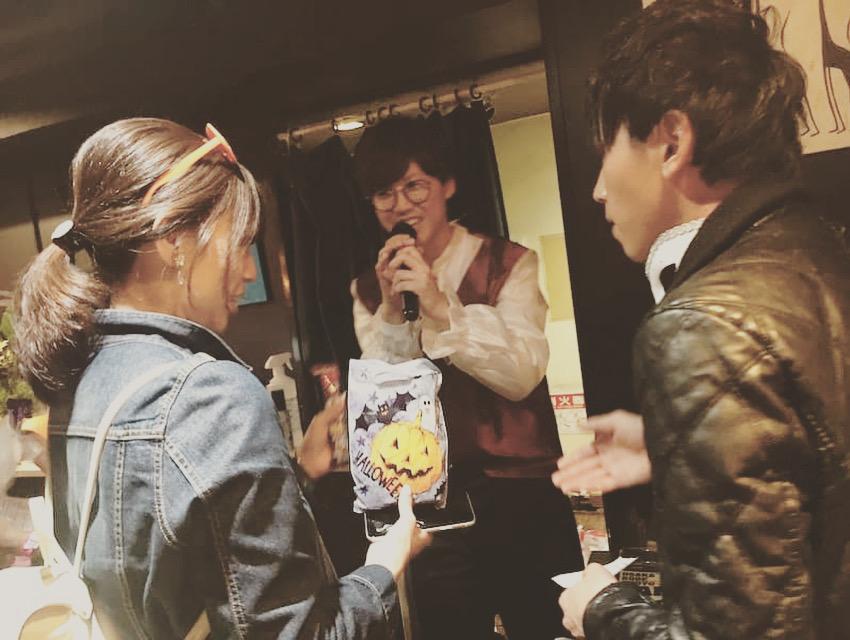 大阪ハロウィンイベント・パーティーの様子3